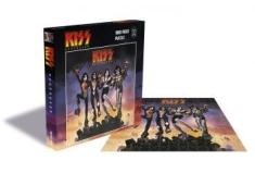 Kiss - Destroyer (1000 Pcs Puzzle)