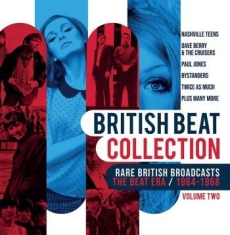 Blandade Artister - British Beat Collection