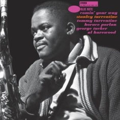 Stanley Turrentine - Comin' Your Way (New Tone Poets Series)