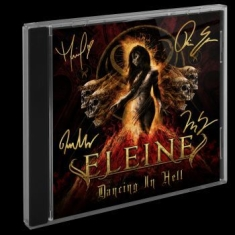 Eleine - Dancing In Hell - Signed Cd