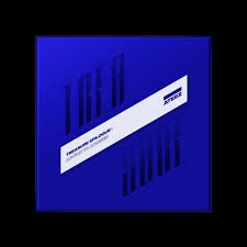 ATEEZ - TREASURE EPILOGUE : Action To Answer - Z version (Blue) in the group CD / CD Popular at Bengans Skivbutik AB (3844896)