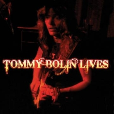 BOLINTOMMY - Tommy Bolin Lives! (Gold Vinyl/Limited Edition) (Rsd)