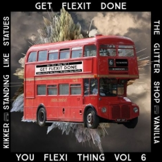 Various artists - Yu Flexi Thing Vol. 6 (Flexidisc)