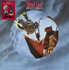 Meat Loaf - Bat Out Of Hell Ii: Back Into Hell (Picture Disc)