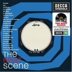 Various artists - The Beat Scene (Vinyl)