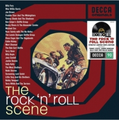 Various artists - The Rock And Roll Scene (Vinyl)
