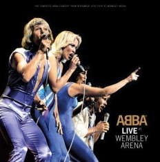 Abba - Live At Wembley Arena (Ltd 3Lp)