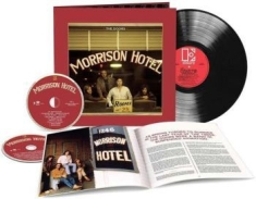 The Doors - Morrison Hotel (Ltd. Vinyl/2Cd