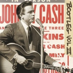 CASH JOHNNY - Bootleg 3: Live.. -Clrd-