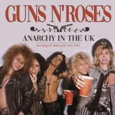 Guns N' Roses - Anarchy In The Uk (Broadcast Live 1