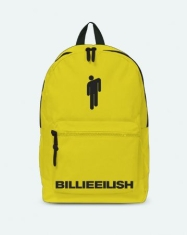 Billie Eilish - Classic Backpack Yellow - Bad Guy