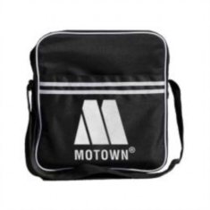 Motown Records - Väska - Motown Logo (Zip Top Record Bag)