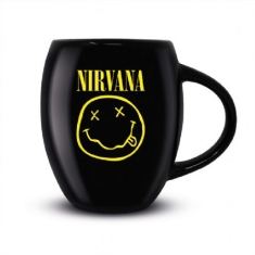 Nirvana - Nirvana (Smiley) Oval Mug
