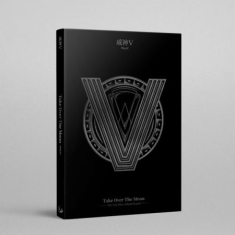 WayV - 2nd Mini [Take Over The Moon - Sequel] (Black)