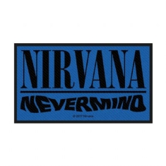 Nirvana - Nirvana Standard Patch: Nevermind (Loose)