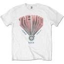 The Who - UNISEX TEE: LONG LIVE ROCK