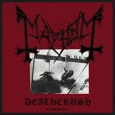 Mayhem - STANDARD PATCH: DEATHCRUSH (LOOSE)