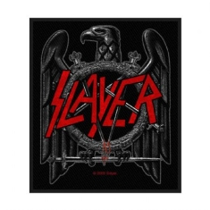 Slayer - Slayer Standard Patch: Black Eagle (Loose)