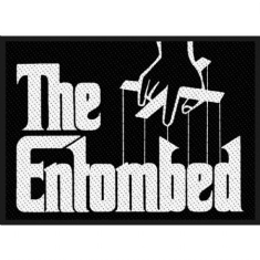 Entombed - Entombed Standard Patch: Godfather Logo (Loose)