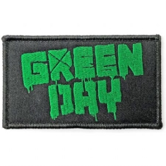 Green Day - Green Day Standard Patch: Logo