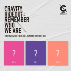 Cravity - Cravity Hideout: Remember Who We Are (Ver. 1)