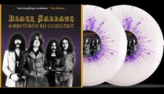 Black Sabbath - Sabotage In Concert (2 Lp Splatter)
