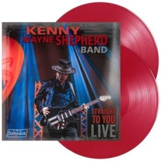 Kenny Wayne Shepherd Band - Straight To You: Live (2Lp)