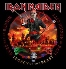 Iron Maiden - Nights Of The Dead, Legacy Of