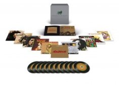 Bob Marley & The Wailers - The Complete Island Cd Box Set