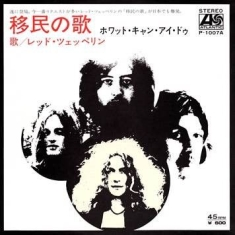 Led Zeppelin - Immigrant Song / Hey, Hey, Wha