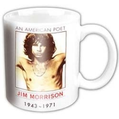 The Doors - The Doors Boxed Standard Mug: American Poet in the group OTHER / Merchandise at Bengans Skivbutik AB (3908440)
