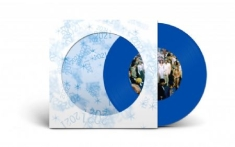 "Abba - Happy New Year [7"" Single) Clear Blue Vinyl"