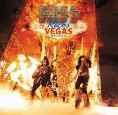 Kiss - Rocks Vegas (Lp+Dvd, Ltd)