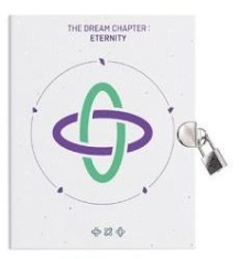 Txt - The Dream Chapter : ETERNITY  B:Starboard Ver