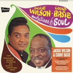 Wilson Jackie & Count Basie - Manufacturers Of Soul