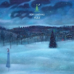 Lundvall Tor - Yule (Clear Red Vinyl)