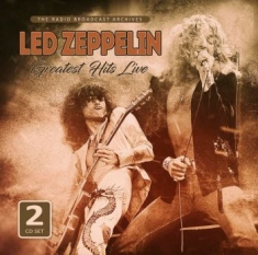 Led Zeppelin - Greatest Hits Live