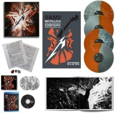 Metallica - S&M2 (Ltd Dlx 4Lp Color/Br/2Cd)
