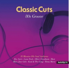 Various - Classic Cuts 80s Groove