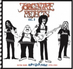 Various - Jobcentre Rejects Vol 3 - Ultra rare NWOBHM 1978-1983