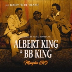 King Albert / Bb King / Bland Bobby - Memphis 1975