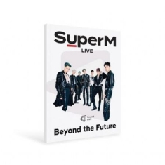 Beyond LIVE BROCHURE SuperM [Beyond the Future] (Photobook)