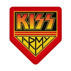Kiss - Kiss Standard Patch : Kiss Army (Loose)
