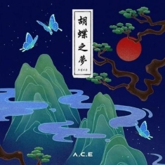 A.C.E - 4th Mini [HJZM : THE BUTTERFLY PHANTASY]