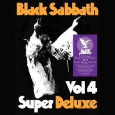 Black Sabbath - Vol. 4 (5Lp)