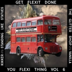 Various - You Flexi Thing Vol. 6: Get Flexit Done