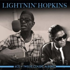 Lightnin' Hopkins - Twelve Classic Albums