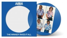 "Abba - The Winner Takes It All(7"" Picdisc)"