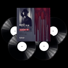Eminem - Music To Be Murdered By - Side B (4LP)