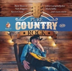Blandade Artister - Pure Country Rock